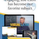 Visual Latin - Funny and engaging, Latin has become our favorite subject.