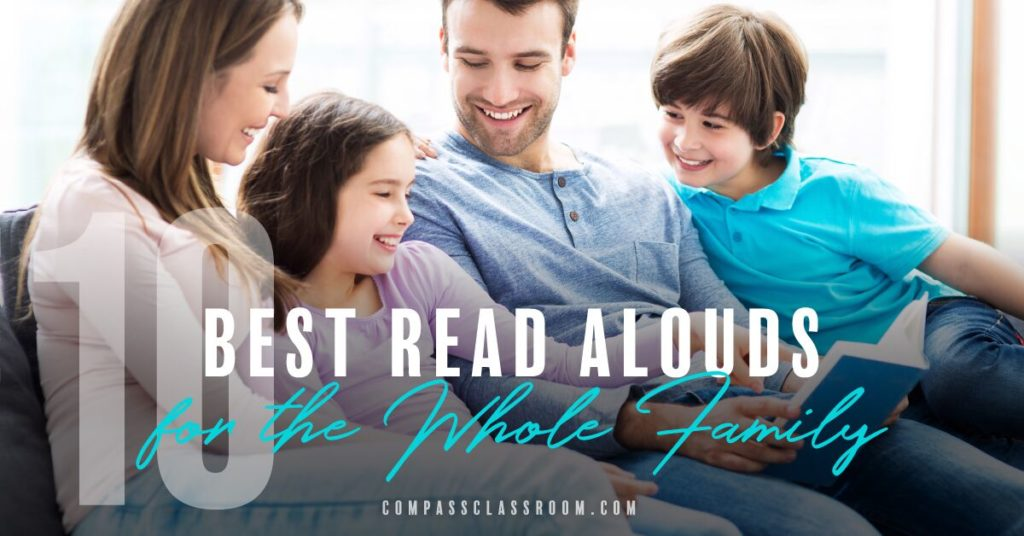 read alouds for the whole family